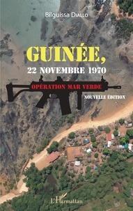 Bilguissa Diallo - Guinée, 22 novembre 1970 - Opération Mar Verde.