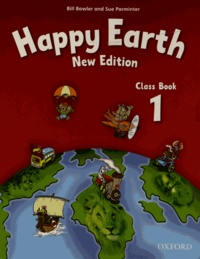 Corridashivernales.be Happy Earth - Class Book 1 Image