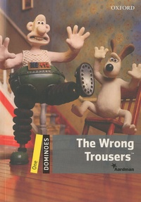 Bill Bowler - The wrong Trousers.