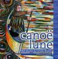 Bill Bunn et Linda Bunn - Canoë lune.