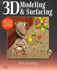 3D MODELING AND SURFACING. CD-Rom included.pdf