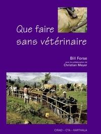 Bill Forse et Christian Meyer - .