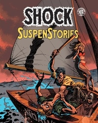 Bill Gaines et Al Feldstein - Shock SuspenStories Tome 2 : .