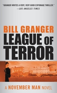 Bill Granger - League of Terror.
