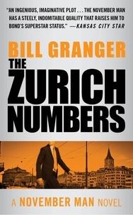 Bill Granger - The Zurich Numbers.