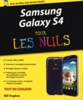 Bill Hughes - Samsung Galaxy S4 pour les Nuls.