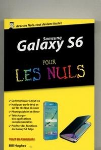 Bill Hughes - Samsung Galaxy S6 pour les nuls.