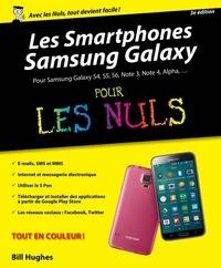 Bill Hughes - Smartphones Samsung Galaxy pour les nuls.