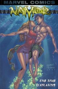 Bill Jemas et Andi Watson - Namor Tome 1 : L'or noir d'Atlantis.