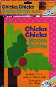 Bill Jr Martin et John Archambault - Chicka Chicka Boom Boom. 1 CD audio