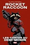 Bill Mantlo et Larry Lieber - Rocket Racoon - Les contes du demi-monde.