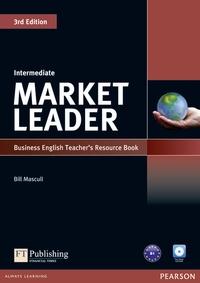 Bill Mascull - Market Leader intermediate - Business English Teacher's Resource Book. 1 Cédérom