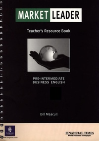Ucareoutplacement.be MARKET LEADER PRE INTERMEDIATE TEACHER'S RESOURCE BOOK Image