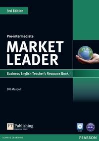 Goodtastepolice.fr Market Leader Pre-intermediate - Business English Teacher's Resource Book Image