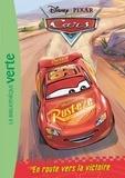Bill Scolon et Natacha Godeau - Cars Tome 1 : En route vers la victoire.
