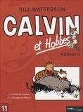 Bill Watterson - Calvin et Hobbes Intégrale Tome 11 : Le monde est magique ! ; Y a des jours comme ça !.