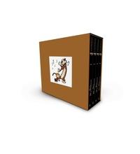 Bill Watterson - Calvin et Hobbes L'intégrale : Coffret en 4 volumes.