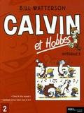 Bill Watterson - Calvin et Hobbes Intégrale Tome 2 : Chou bi dou wouah ; Quelque chose bave sous le lit !.