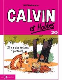 Bill Watterson - Calvin et Hobbes Tome 20 : Il y a des trésors partout !.