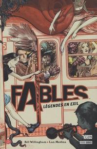 Bill Willingham et Lan Medina - Fables Tome 1 : Légendes en exil.