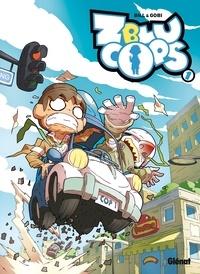 Bill et  Gobi - Zblucops - Tome 01 - Mystères et crottes de nez.