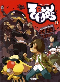 Bill et  Gobi - ZbluCops Tome 6 : Bam !!!.