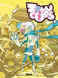 Bill et  Gobi - ZbluCops Tome 7 : Turbo Justice.