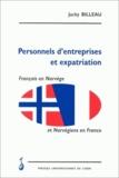Billeau - Personnels d'entreprises et l'expatriation - Français en Norvège et Norvégiens en France.