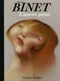 Binet - L'oeuvre peint.