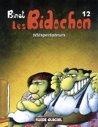 Binet - Les Bidochon Tome 12 : Téléspectateurs.