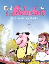 Binet - Les Bidochon Tome 14 : Des instants inoubliables.