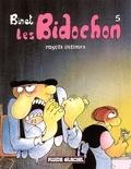 Binet - Les Bidochon Tome 5 : Ragots intimes.