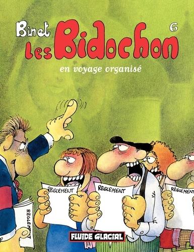 Les Bidochon Tome 6 - En voyage organisé - 9782352071242 - 5,99 €