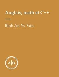 Binh An Vu Van - Anglais, math et C++.