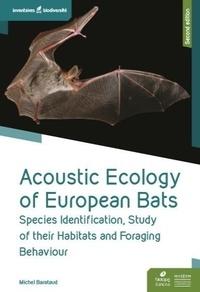 Ucareoutplacement.be Acoustic Ecology of European Bats - Species Identification, Study of Habitats Image
