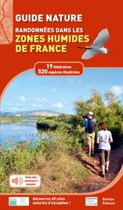 Biotope - Guide Nature - Randonnées dans les Zones Humides de France.
