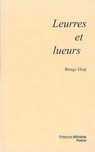 Birago Diop - Leurres et lueurs.