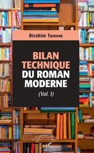 Birahim Madior Thioune - Bilan technique du roman moderne.