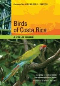 Birds of Costa Rica - A Field Guide.
