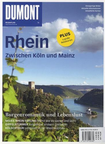 Birgit Borowski - DuMont Bildatlas N° 78 - Rhein, Zwischen Köln Und Mainz.