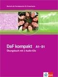 Birgit Braun et Margit Doubek - DaF kompakt A1-B1. 2 CD audio