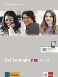 Birgit Braun et Margit Doubek - DaF kompakt neu A1-B1 - Ubungsbuch. 1 CD audio MP3