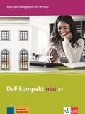 Birgit Braun et Margit Doubek - Daf kompakt neu a1. 1 CD audio MP3