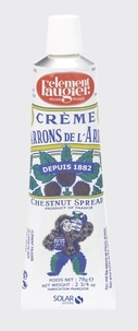 Birgit Dahl et Dorian Nieto - FORME DECOUPEE  : Crème de marrons.