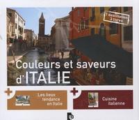 Birgit Niefanger - Couleurs et saveurs d'Italie - Coffret en 3 volumes.