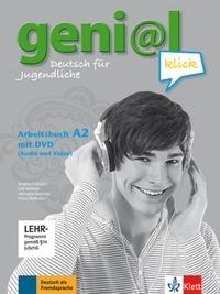Deedr.fr Geni@l Klick A2 - Arbeitsbuch Image