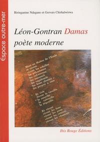 Biringanine Ndagano et Gervais Chirhalwirwa - Léon-Gontran Damas poète moderne.
