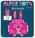 Bishop - Paper toys, animals.