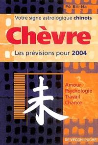 Bit-Na Pô - Chèvre - Horoscope 2004.