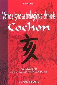 Deedr.fr Cochon. Votre horoscope chinois en 2003 Image
